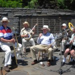 OldTimers Band plays some good old traditional American Music