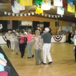 The dance floor got a workout at the Spring Dance held on June 11th